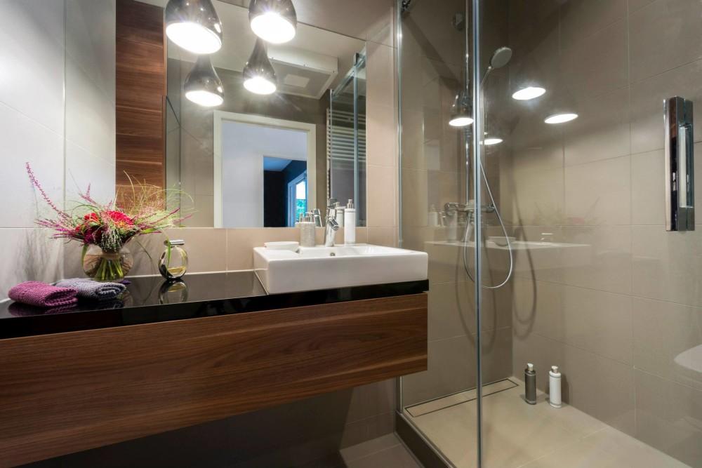 wykończenie mieszkania pod klucz, pod klucz,  aranżacja łazienki, projekt łazienki
