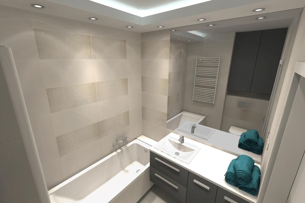 projekt łazienki, wyposażenie łazienki
