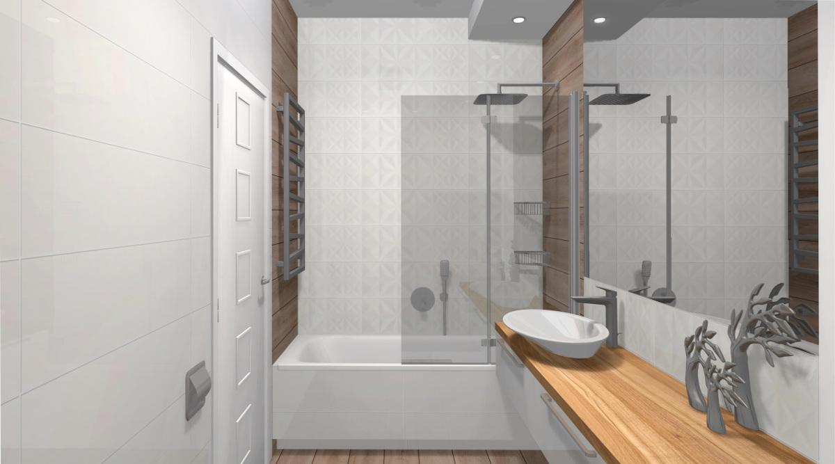 projekt łazienki, wyposażenie łazienki, aranżacja łazienki, kolekcja Delicate Lines