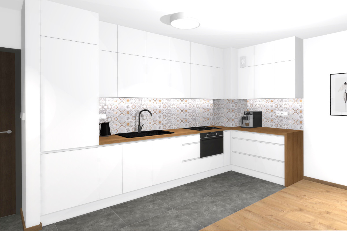 projekt mieszkania, wyposażenie mieszkania, aranżacja mieszkania, mieszkanie dla młodych